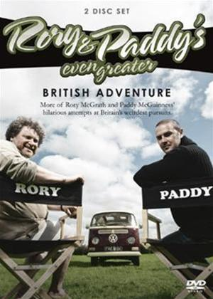 Rent Rory and Paddys Even Greater British Adventure Online DVD Rental