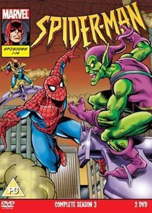 Rent Spider-Man: Series 3 Online DVD Rental