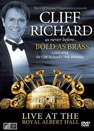 Rent Cliff Richard: Bold as Brass Online DVD Rental