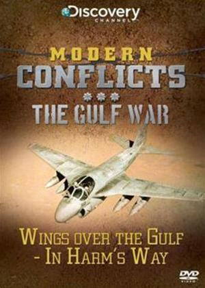 Rent Modern Conflicts: The Gulf War: Wings Over The Gulf: In Harm's Way Online DVD Rental
