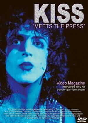 Rent Kiss: Meet the Press Online DVD Rental