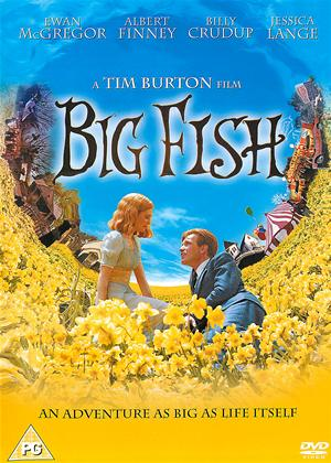 Big Fish Online DVD Rental