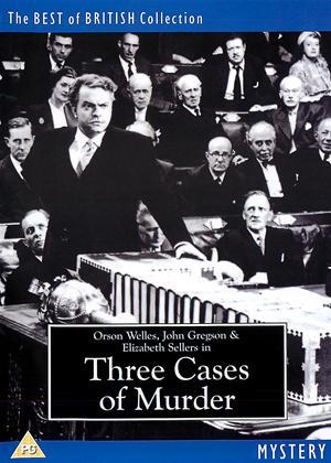 Rent Three Cases of Murder Online DVD Rental