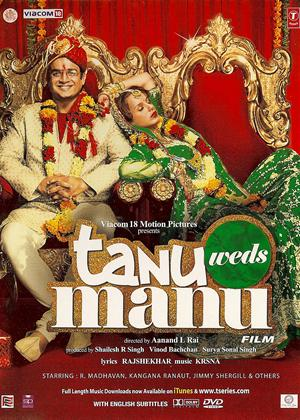 Rent Tanu Weds Manu Online DVD & Blu-ray Rental