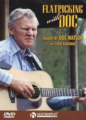 Rent Doc Watson: Flatpicking Online DVD Rental