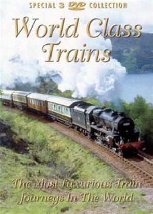 Rent World Class Trains Online DVD Rental