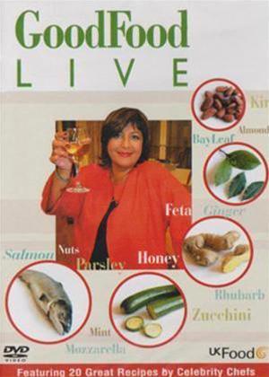 Rent Good Food Live Online DVD Rental