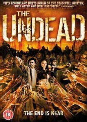 Rent The Undead Online DVD Rental