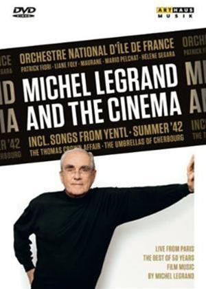 Rent Michel Legrand: And the Cinema Online DVD Rental