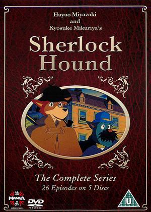 Rent Sherlock Hound (aka Meitantei Holmes) Online DVD Rental