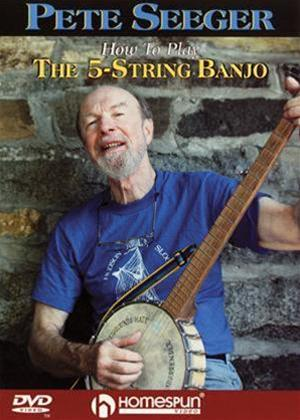 Rent Pete Seeger: How to Play the 5-String Banjo Online DVD Rental