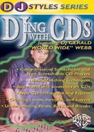 Rent DJing with CDs Online DVD Rental