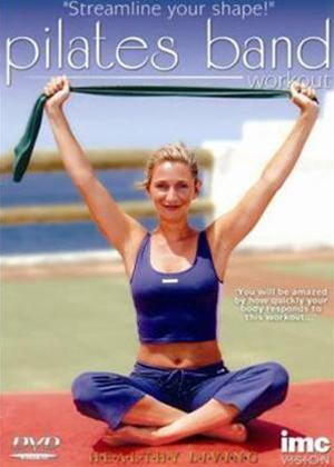 Rent Pilates Band Workout Online DVD Rental