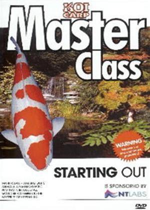 Rent Koi Carp Masterclass: Starting Out Online DVD Rental