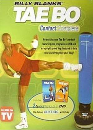 Rent Billy Blanks: Tae Bo Contact: The Complete Kit Online DVD Rental