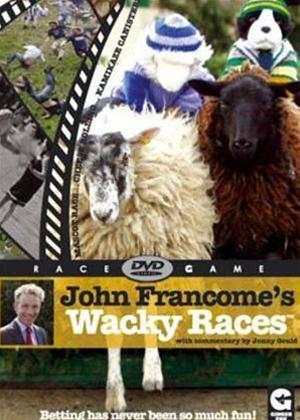 Rent John Francome's Wacky Races: Interactive Game Online DVD Rental