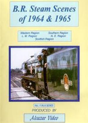 Rent B.R. Steam Scenes of 1964 and 1965 Online DVD Rental