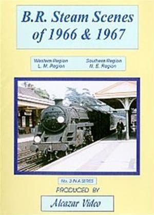 Rent B.R. Steam Scenes of 1966 and 1967 Online DVD Rental