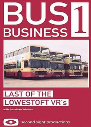 Rent Bus Business 1: The Last of The Lowestoft VR's Online DVD Rental