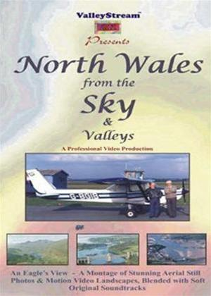 Rent North Wales from the Sky and Valleys Online DVD Rental