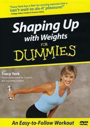 Rent Shaping Up with Weights for Dummies Online DVD Rental