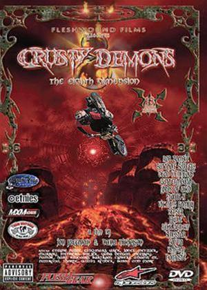 Rent Crusty Demons: The Eighth Dimension Online DVD Rental
