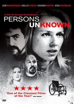 Rent Persons Unknown Online DVD Rental
