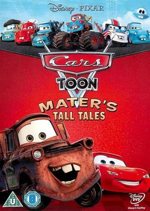 Rent Cars Toon: Mater's Tall Tales Online DVD Rental