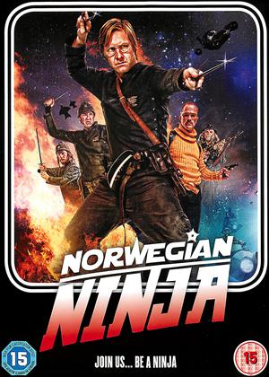 Rent Norwegian Ninja (aka Kommandør Treholt and Ninjatroppen) Online DVD Rental