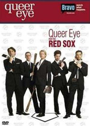 Rent Queer Eye for the Straight Guy: Queer Eye for the Red Sox Online DVD Rental