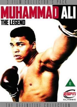 Rent Muhammad Ali: The Legend Online DVD Rental