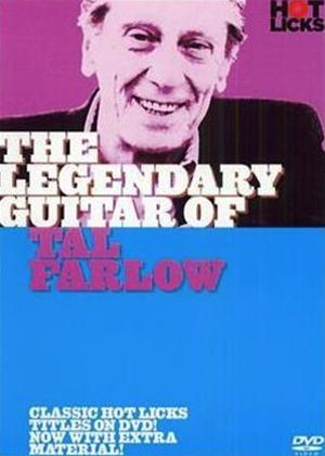 Rent The Legendary Guitar of Tal Farlow Online DVD Rental