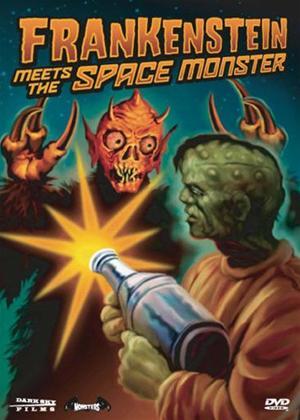 Rent Frankenstein Meets the Space Monster Online DVD Rental