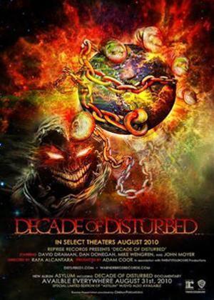 Rent Decade of Disturbed Online DVD Rental