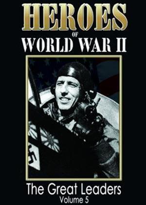 Rent Heroes of World War 2: Vol.5 Online DVD Rental