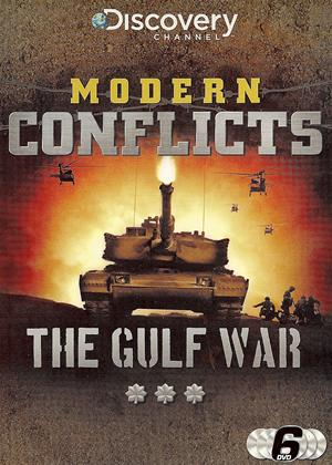 Rent Modern Conflicts: The Gulf War Online DVD Rental