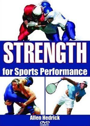 Rent Strength for Sports Performance Online DVD Rental