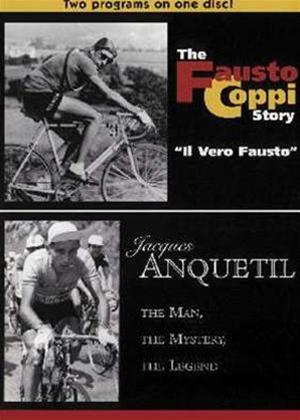 Rent The Fausto Coppi Story: Il Vero Fausto / Jacques Anquetil Online DVD Rental