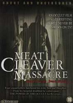 Rent Meatcleaver Massacre Online DVD Rental