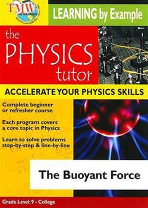 Rent Physics Tutor: The Buoyant Force Online DVD Rental