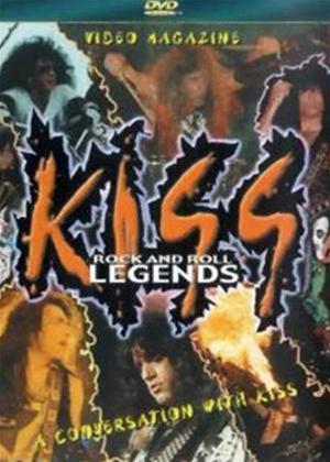 Rent Kiss: Rock and Roll Legends Online DVD Rental