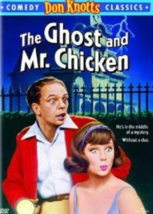 Rent The Ghost and Mr Chicken Online DVD Rental