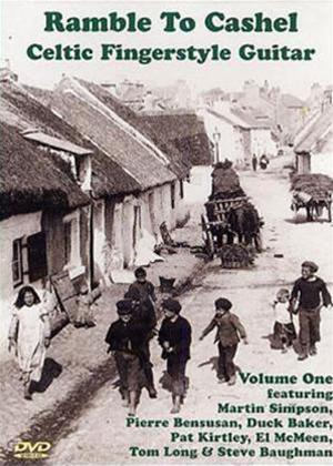 Rent Blarney Pilgrim: Celtic Fingerstyle Guitar: Vol.1 Online DVD Rental