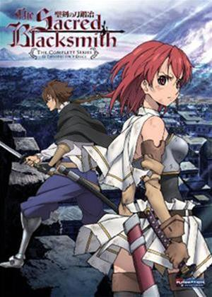 Rent Sacred Blacksmith: Series 1 (aka Seiken No Burakkusumisu) Online DVD Rental