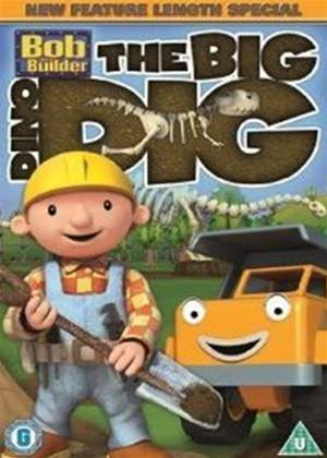 Rent Bob the Builder: The Big Dino Dig Online DVD Rental