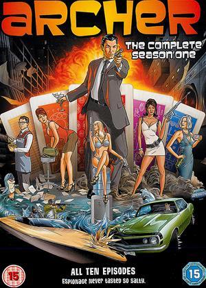 Rent Archer: Series 1 Online DVD Rental