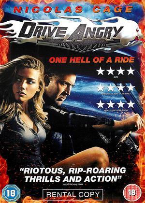 Rent Drive Angry Online DVD Rental