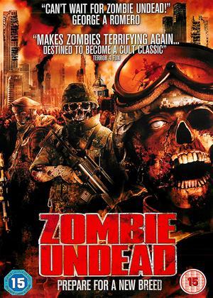 Rent Zombie Undead Online DVD Rental