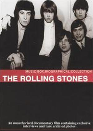 Rent Music Box Biography: The Rolling Stones Online DVD Rental