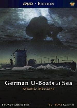 Rent German U Boats at Sea: Atlantic Missions Online DVD Rental